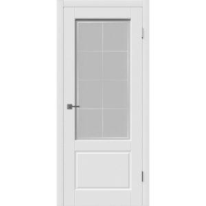 Дверь межкомнатная Sheffield Polar Print Cloud