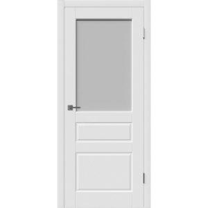 Дверь межкомнатная Chester Polar White Cloud