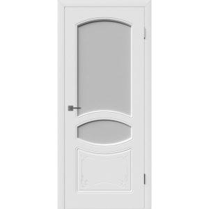 Дверь межкомнатная Versal Polar White Cloud