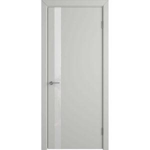 Дверь межкомнатная Niuta Ett Cotton White Gloss
