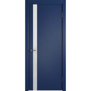 Дверь межкомнатная Niuta Ett Royal Navy White Gloss