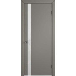 Дверь межкомнатная Niuta Ett Stone White Gloss