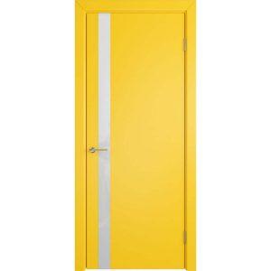 Дверь межкомнатная Niuta Ett Sun Beam White Gloss