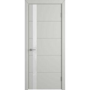 Дверь межкомнатная Trivia Cotton White Gloss